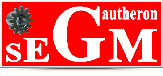 Logo Segm-Societe des Etablissements Gautheron Mecanique