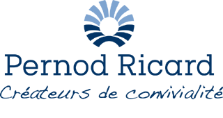 Logo Pernod Ricard Germany Central Europe