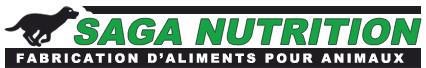 Logo Saga Nutrition SARL