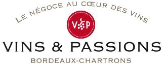 Logo Vins et Passions SARL