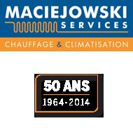 Logo Maciejowski Services SARL