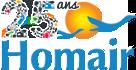 Logo Homair Vacances