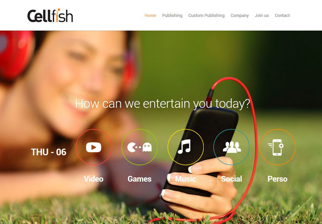 Logo Le Studio - Plurimedia - Cellfish