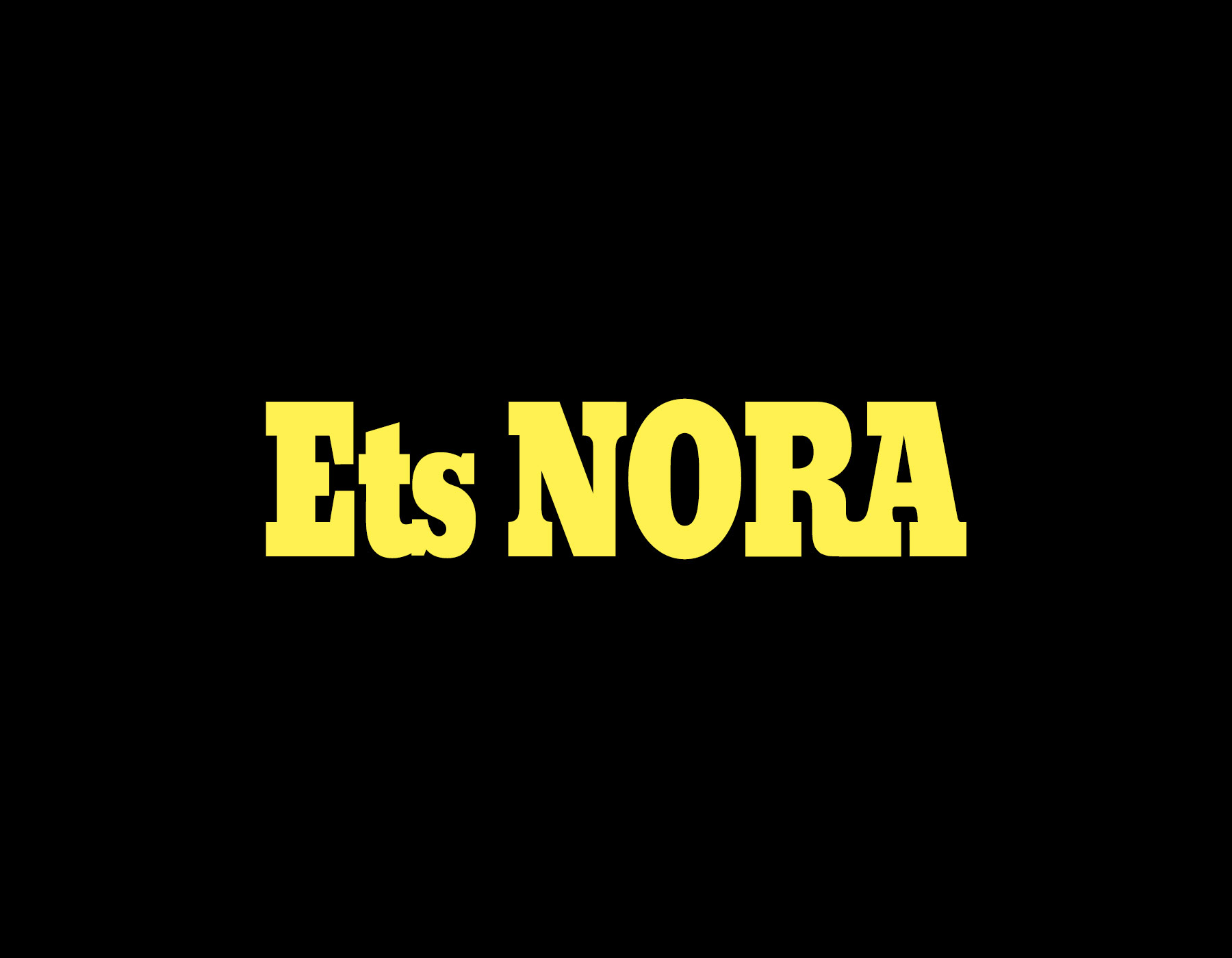 Logo Etablissements Nora