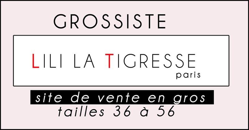 Logo Lili la Tigresse