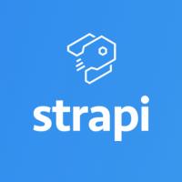Logo Strapi