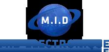 Logo MID Electronique SARL