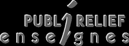Logo Publi Relief Enseignes Polarys Neon Decor Sos Enseignes