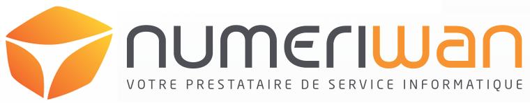 Logo Numeri Wan