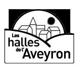 Logo Les Halles de l'Aveyron