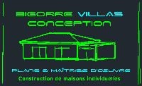 Logo BIGORRE VILLAS CONCEPTION