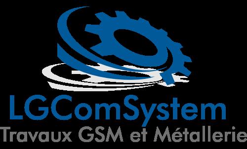 Logo Lg Com System