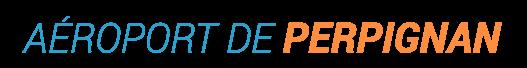 Logo Aeroport Sud de France Perpignan-Rivesaltes