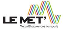 Logo Transports de l'Agglomeration de Metz Metropole