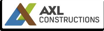 Logo Axl Constructions