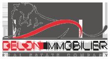 Logo Delon Immobilier Real Estate Company