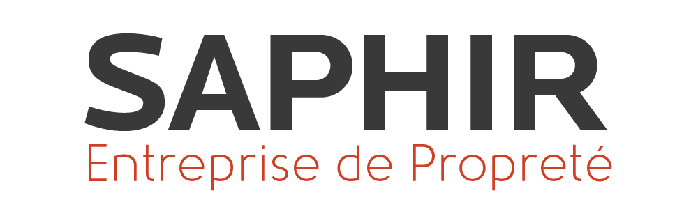 Logo Saphir (Societe d'Application de Proprete et d'Hy- Giene Industr Ielle et Regionale)