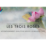 Logo Ornement funéraire Gagny - PF Les Trois Roses