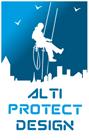 Logo Alti Protect Design