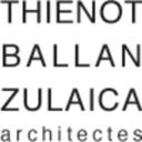 Logo Thienot Ballan Zulaica Architectes