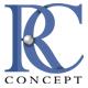 Logo Rc Concept, Rcc, Rc Promotion