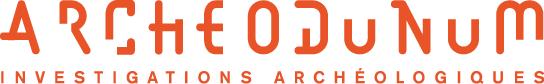 Logo Archeodunum SAS