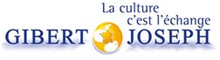 Logo Gibert Joseph Paris