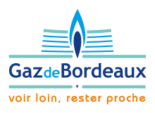 Logo Gaz de Bordeaux