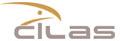Logo Compagnie Industrielle des Lasers Cilas