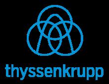 Logo Thyssenkrupp Ascenseurs