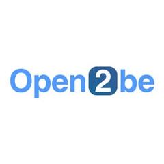 Logo Open2Be