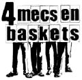 Logo 4 Mecs en Baskets Production