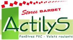 Logo Stores et Verandas Barbet Actilys