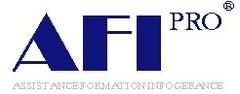 Logo Afipro
