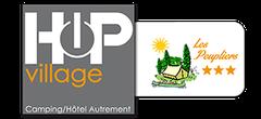 Logo Camping le Jardin des Peupliers