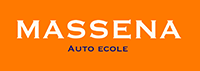Logo Auto Ecole Massena