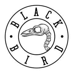 Logo Black Bird Entertainment