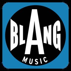 Logo Blang Music