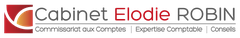 Logo Cabinet Elodie Robin