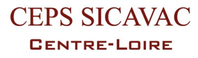 Logo Ceps Sicavac SAS