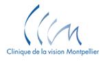Logo Clinique de la Vision Montpellier