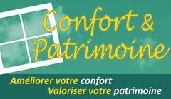 Logo Confort et Patrimoine