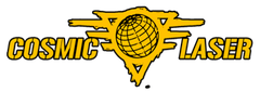 Logo Cosmic Laser