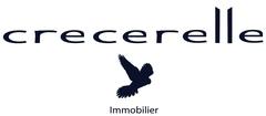 Logo Crecerelle Immobilier