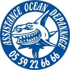 Logo Assistance Ocean Depannage