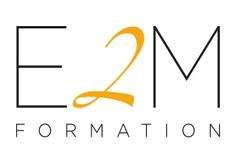 Logo E2M Formation