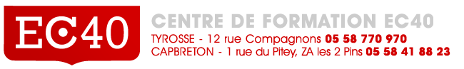 Logo EC 40