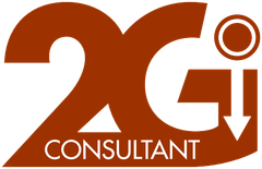 Logo SARL 2Gi Consultant