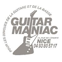 Logo Guitar Maniac