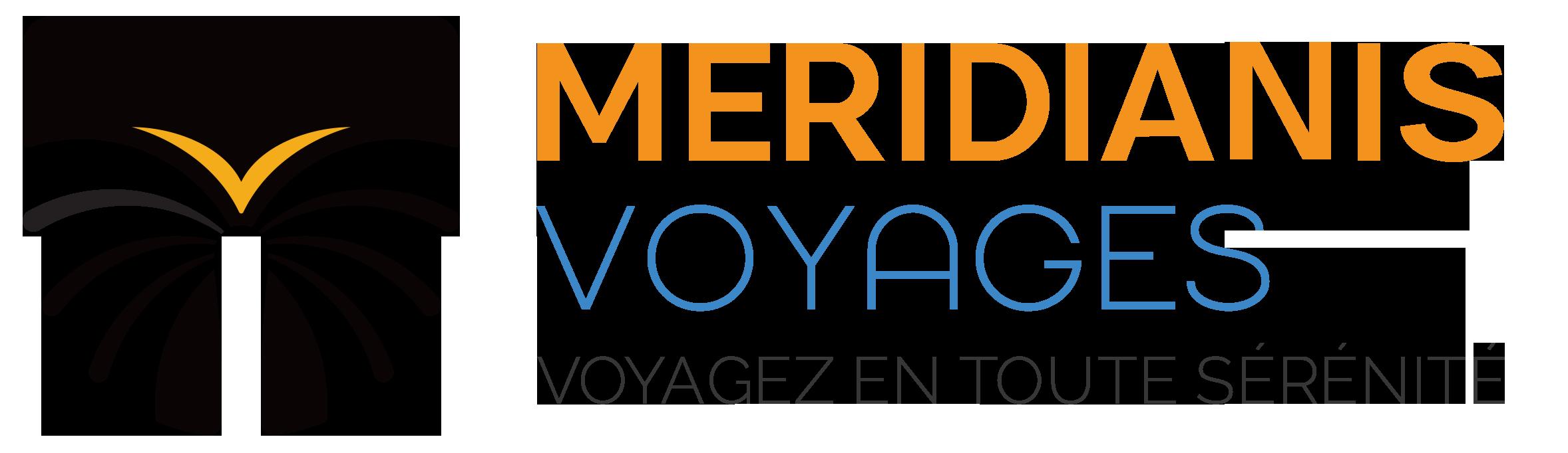 Logo Meridianis Voyages